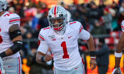 Justin Fields-Ohio State-Buckeyes-Ohio State football