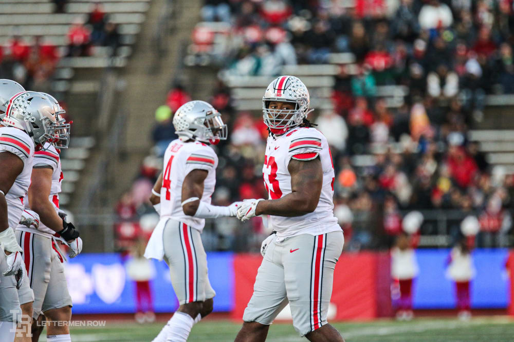 BuckIQ: DaVon Hamilton making sure world knows his name at Ohio State