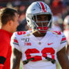 Cameron Brown-Ohio State-Ohio State football-Buckeyes