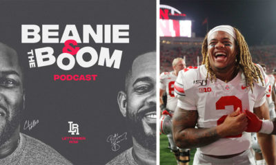 beanie and the boom podcast - chase young