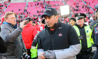 Ryan Day-Ohio State-Ohio State football-Ohio State Buckeyes
