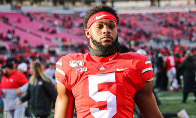 Ohio State-Baron Browning-Buckeyes-Ohio State football