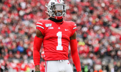 Jeff Okudah-Ohio State-Buckeyes-Ohio State football