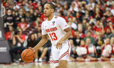 CJ Walker-Ohio State basketball-Ohio State-buckeyes