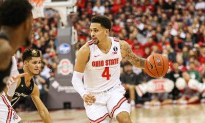 Duane Washington-Ohio State-Ohio State Buckeyes-Ohio State basketball
