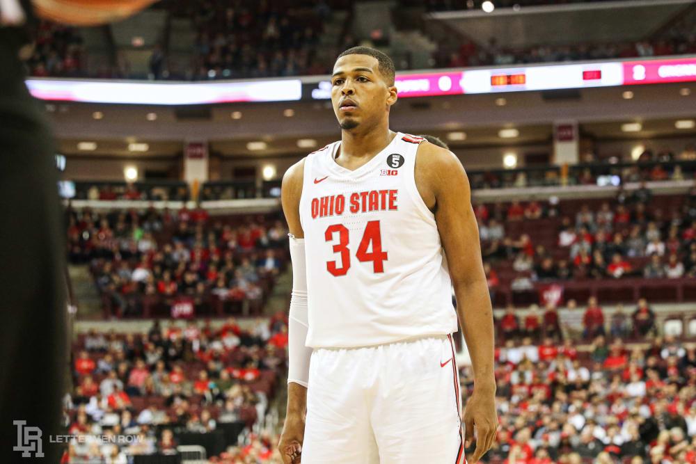 Kaleb Wesson-Ohio State-Ohio State basketball-Buckeyes