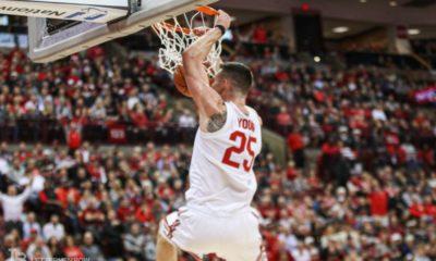 Kyle Young-Ohio State-Ohio State basketball-Buckeyes