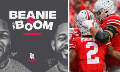 Beanie and the boom-Ohio State football-Ohio State-Buckeyes