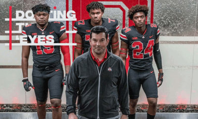 ryan day ohio state-ryan day coach-paris johnson football-jaheim thomas-darrion henry
