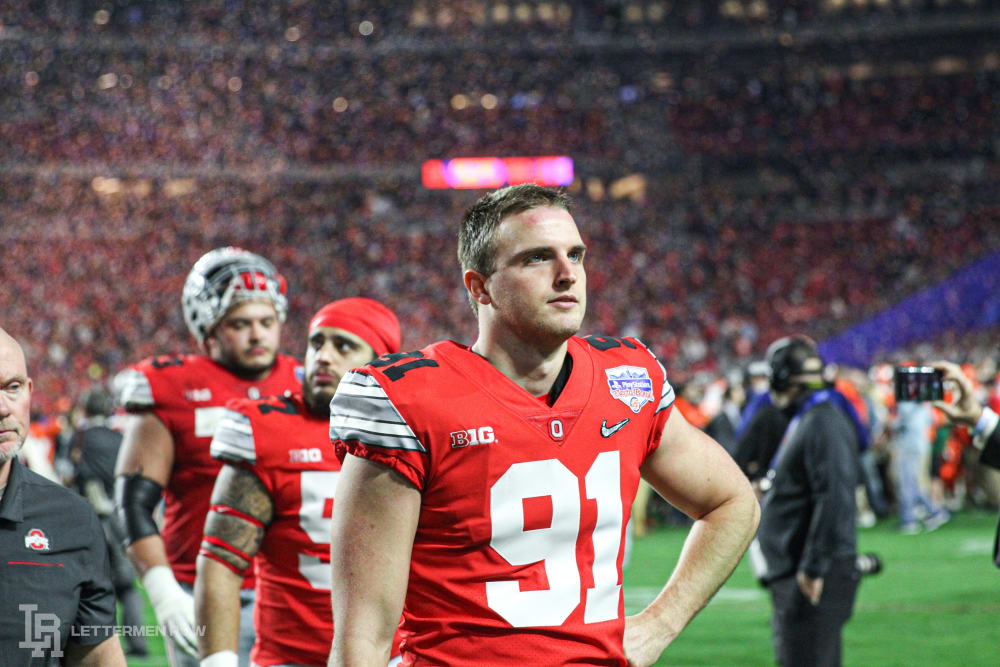 Drue Chrisman-Ohio State-Ohio State football-Buckeyes