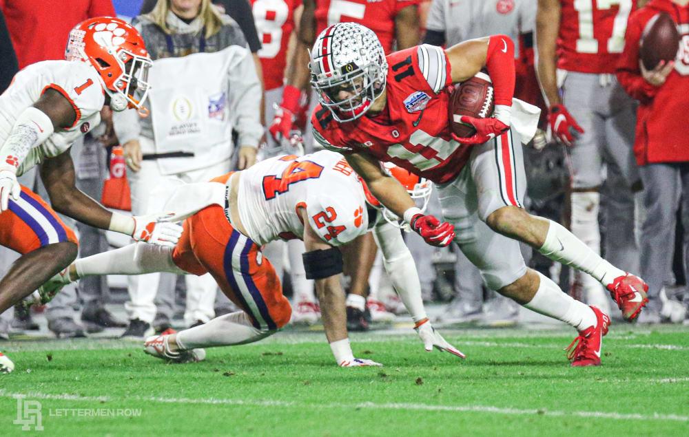 Austin Mack-Ohio State-Ohio State football-Buckeyes