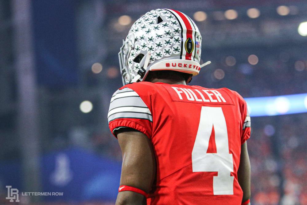 Jordan Fuller-Ohio State-Buckeyes-Ohio State football