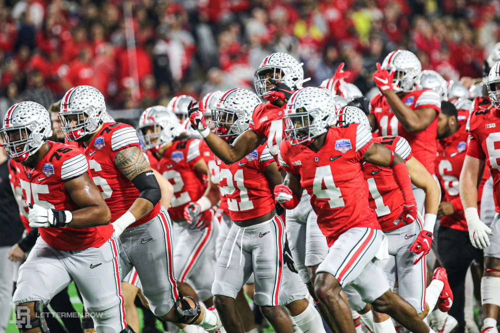 Ohio State Strength Of Schedule Won T Be Problem For Buckeyes In 2020