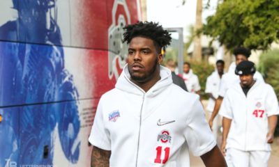 Tyreke Smith-Ohio State-Buckeyes-Ohio State football