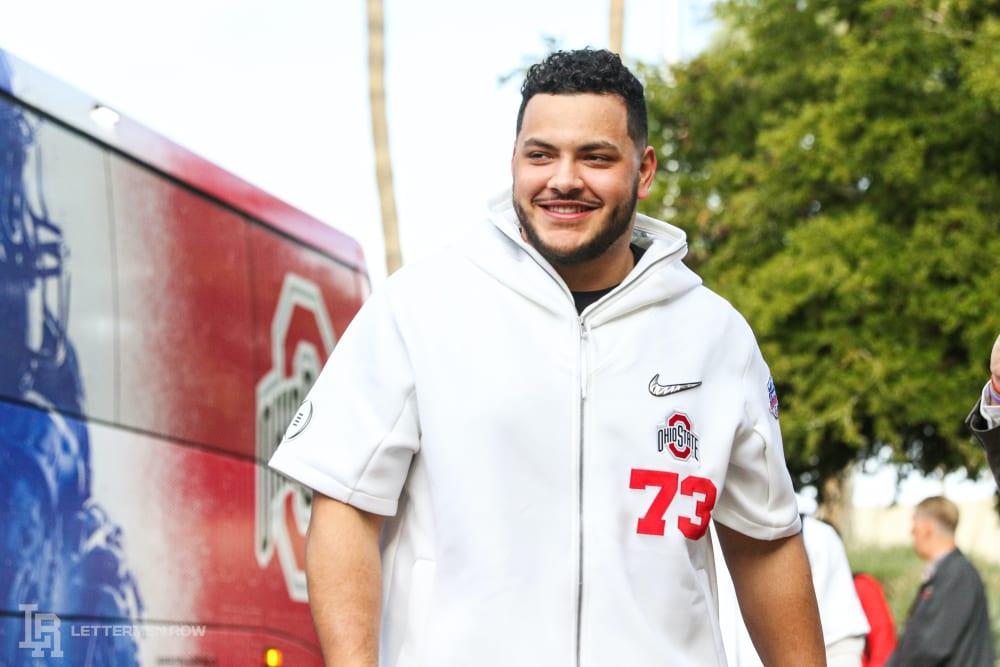 Ohio State-Jonah Jackson-Buckeyes-Ohio State football