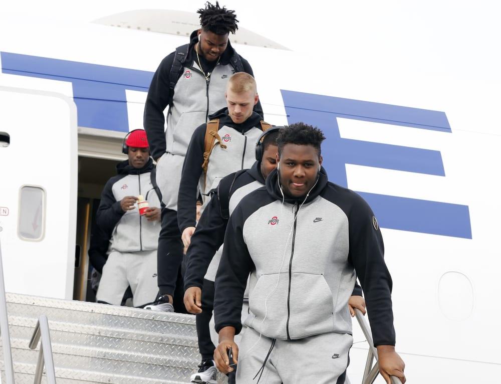 Ohio State-Buckeyes-Ohio State football-Dawand Jones