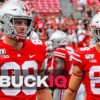 Luke Farrell-Jeremy Ruckert-Ohio State-Buckeyes-Ohio State football-BuckIQ
