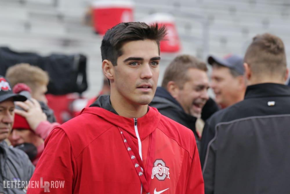 Jack Miller-Ohio State-Buckeyes-Ohio State football