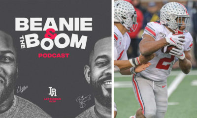 beanie and the boom - j.k. dobbins