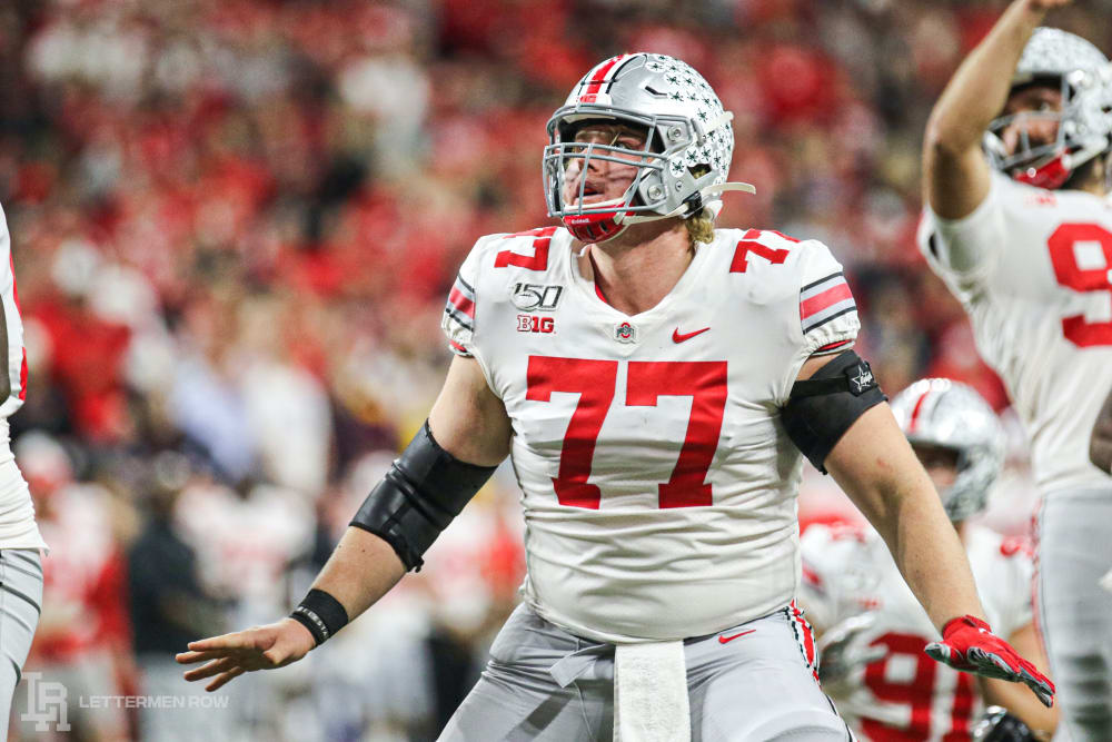 Harry Miller-Ohio State-Buckeyes-Ohio State football
