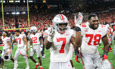 Teradja Mitchell-Ohio State-Buckeyes-Ohio State football