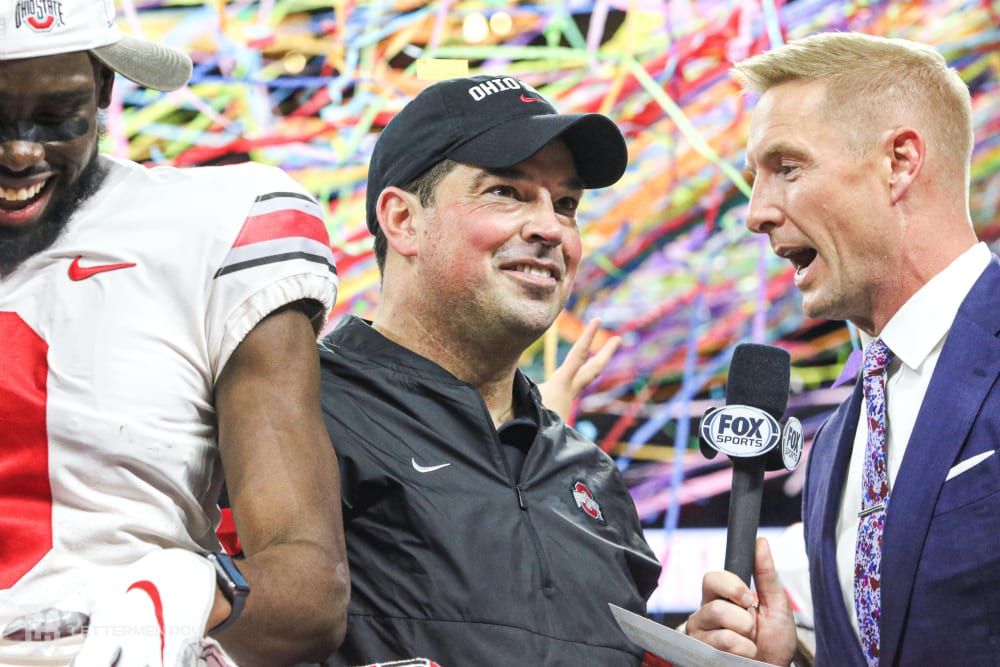 Ryan Day-Ohio State-Buckeyes-Ohio State football