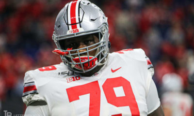 Dawand Jones-Ohio State-Buckeyes-Ohio State football