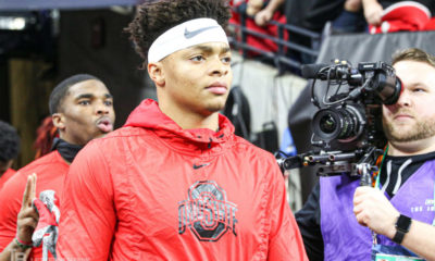 Justin Fields-Ohio State-Ohio State football-Buckeyes