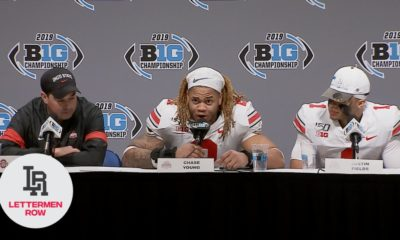 ohio state -postgame press conference-wisconsin