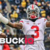 Damon Arnette-Ohio State-Ohio State football-Buckeyes