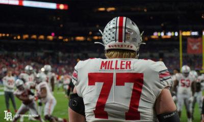 Harry Miller-Ohio State-Ohio State football-Buckeyes