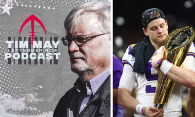 joe burrow-jim burrow-ohio state-lsu-tim may podcast