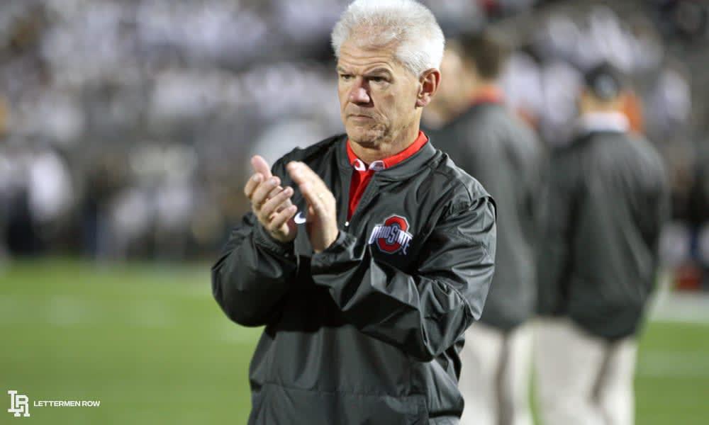 Kerry Coombs-Ohio State-Buckeyes-Ohio State football