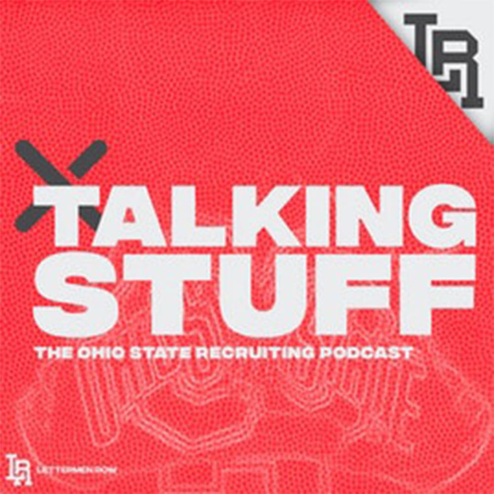 talking stuff ohio state recruiting podcast logo