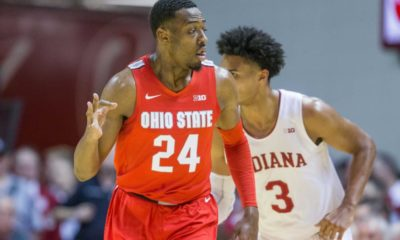 Andre Wesson-Ohio State-Ohio State Buckeyes-Ohio State basketball
