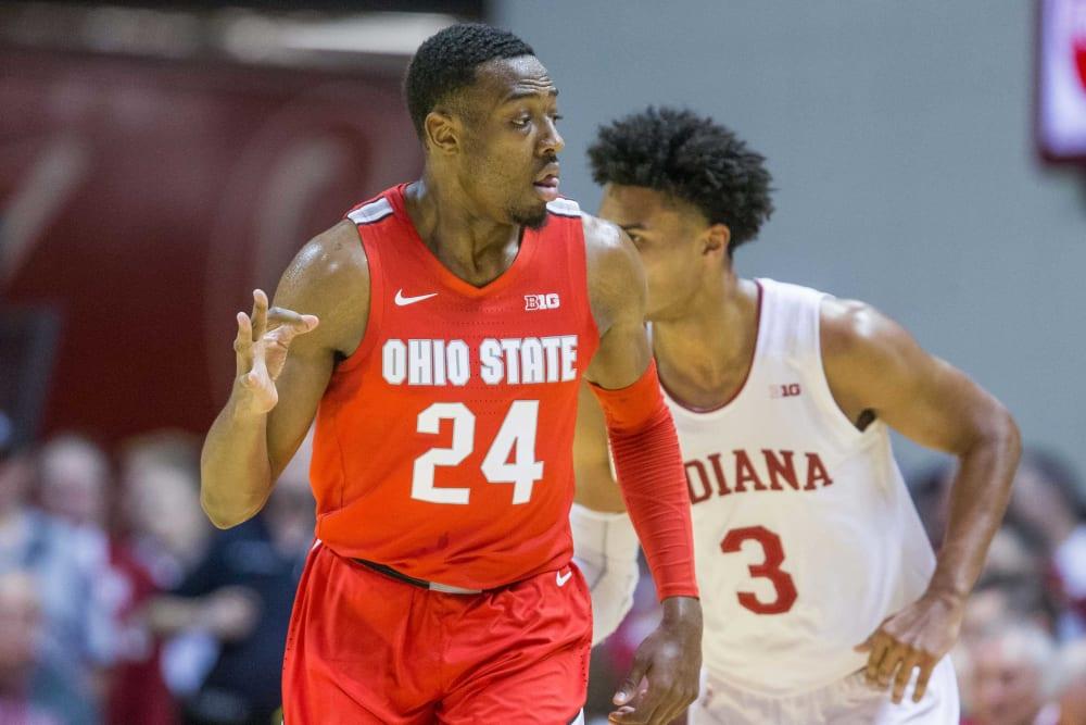 Andre Wesson-Ohio State-Ohio State Buckeyes-Ohio State basketball
