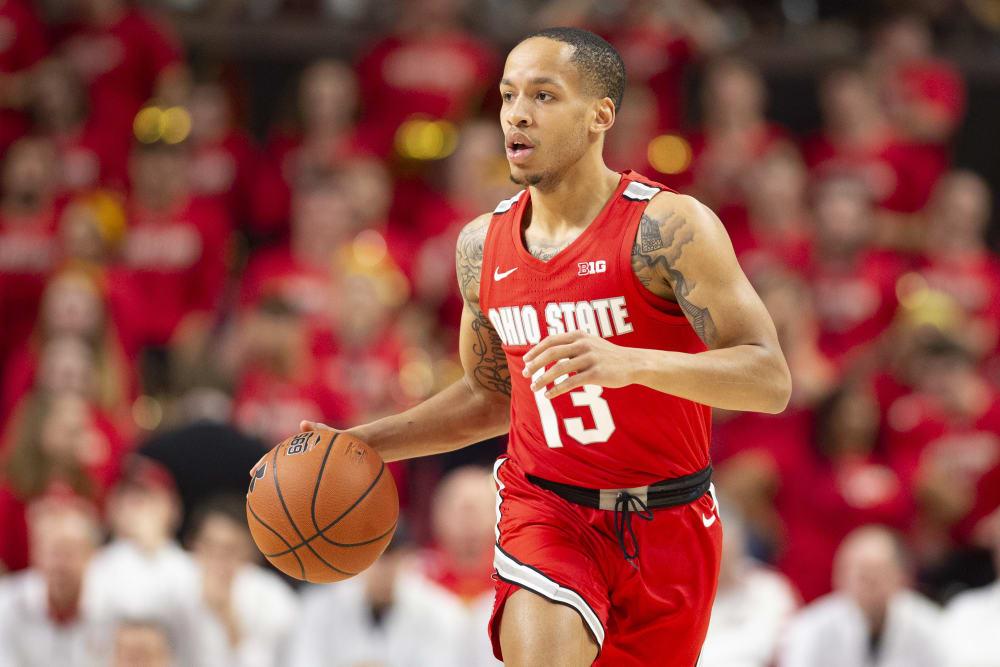 C.J. Walker-Ohio State-Ohio State basketball-Buckeyes
