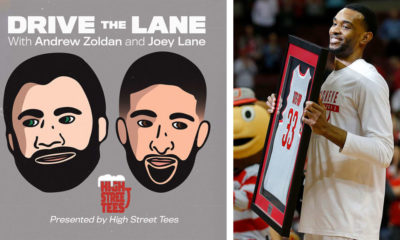 drive the lane podcast- Keita Bates-Diop-ohio state basketball