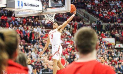 D.J. Carton-Ohio State-Ohio State basketball-Buckeyes