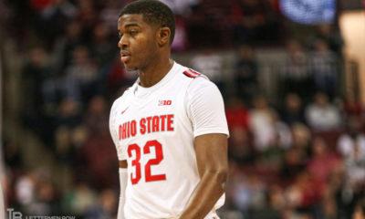 E.J. Liddell-Ohio State Buckeyes-Basketball