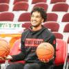 Musa Jallow-Ohio State-Ohio State basketball-Buckeyes