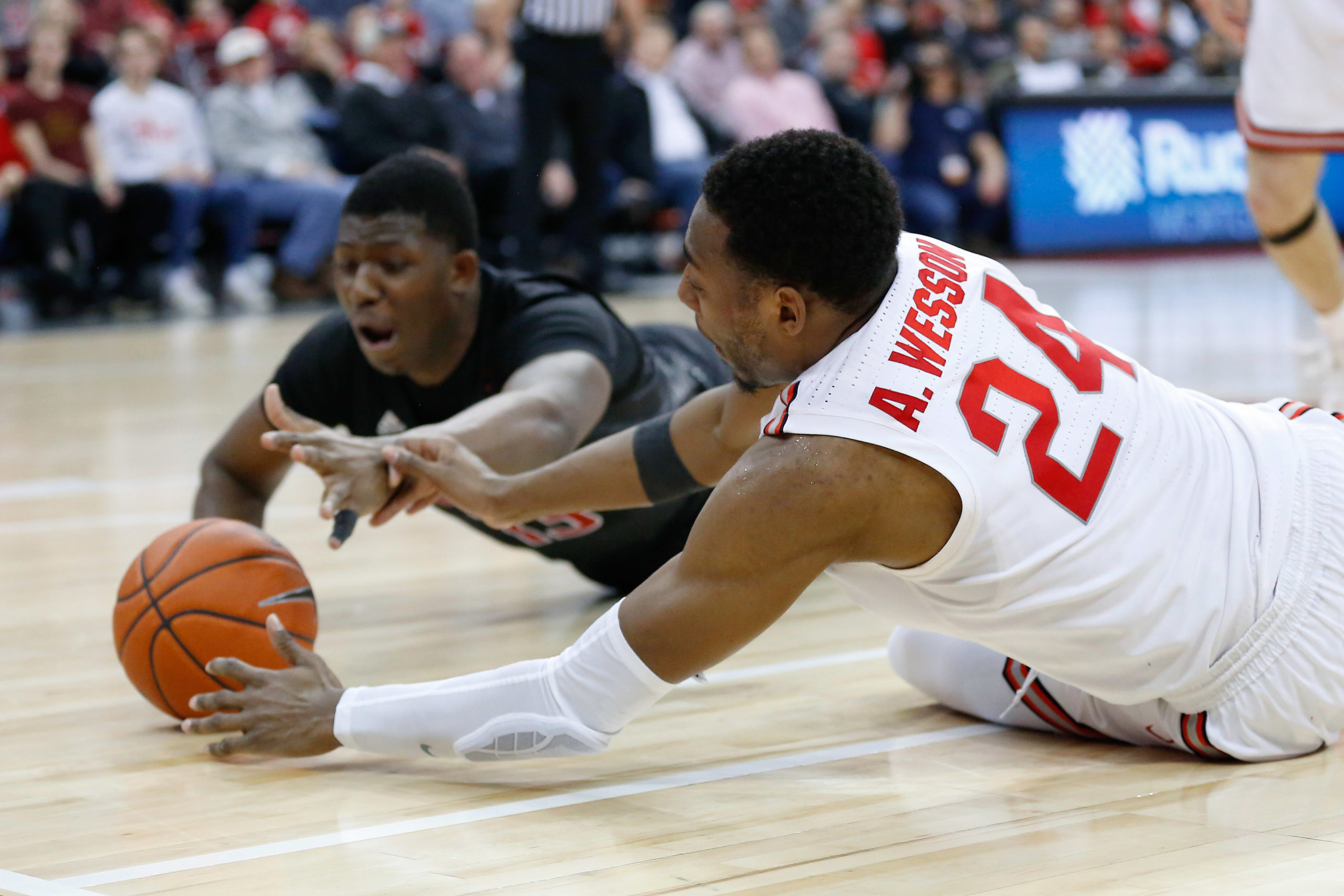 Andre Wesson-Ohio State-Ohio State basketball-Buckeyes