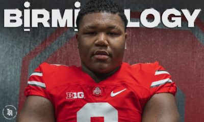 Michael Hall-Ohio State-Buckeyes-Ohio State football