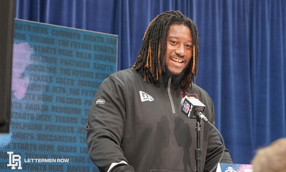 DaVon Hamilton-Ohio State-Ohio State football-Buckeyes