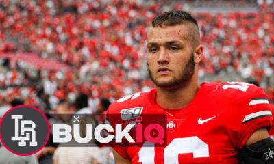 Cade Stover-Ohio State-Ohio State football-Buckeyes