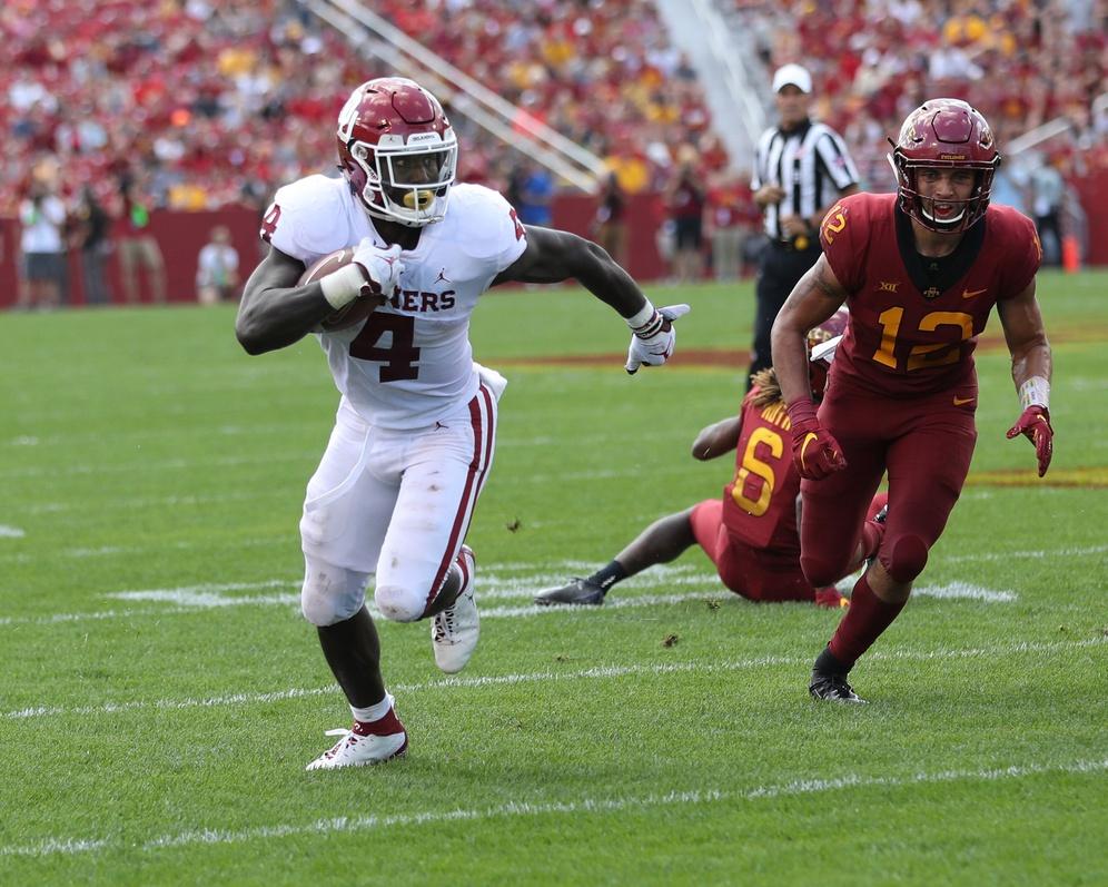 Trey Sermon-Ohio State-Buckeyes-Ohio State football