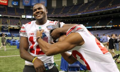 Cardale Jones-Tyvis Powell-Ohio State-Buckeyes-Ohio State football