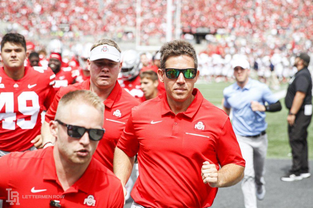 Mark Pantoni-Ohio State-Buckeyes-Ohio State football