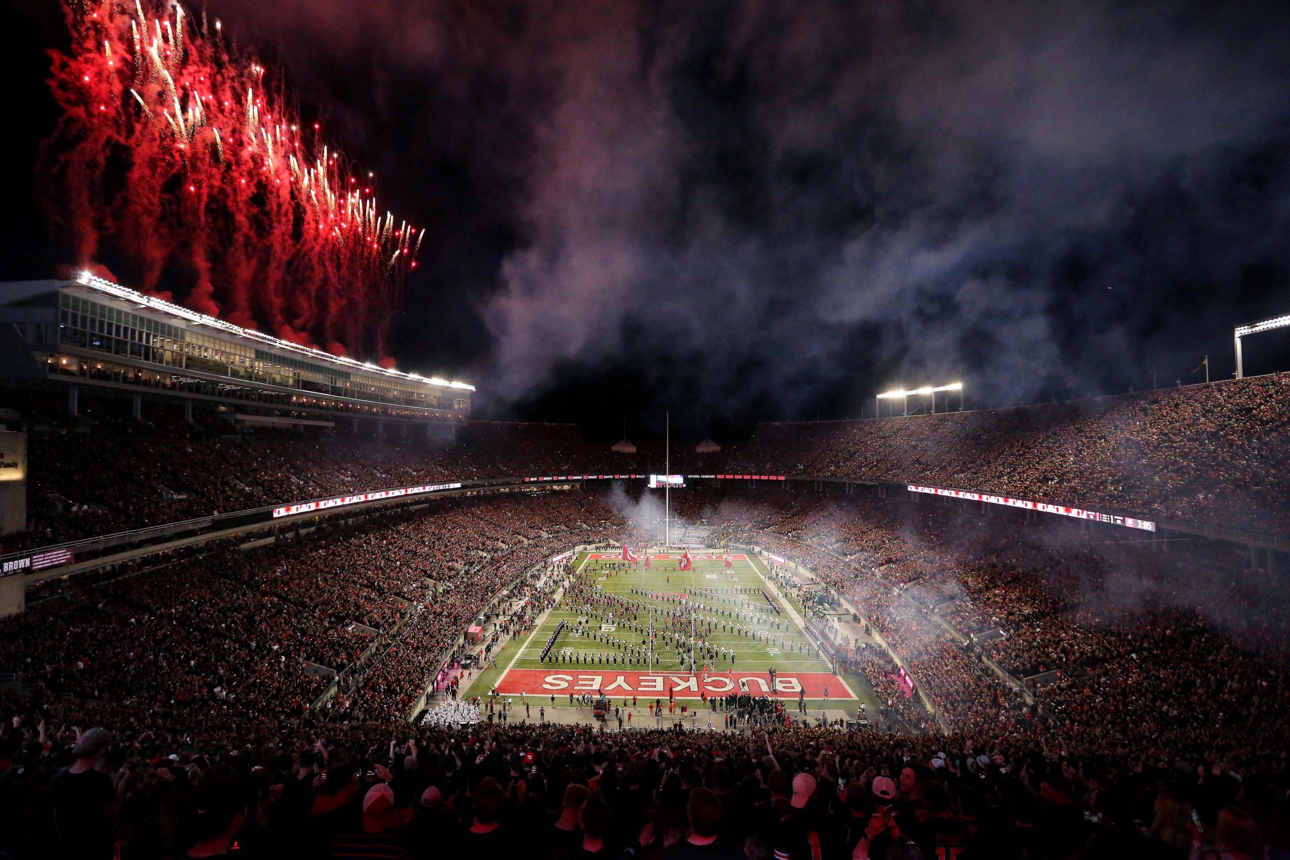 Ohio State-Buckeyes-Ohio State football-Horseshoe