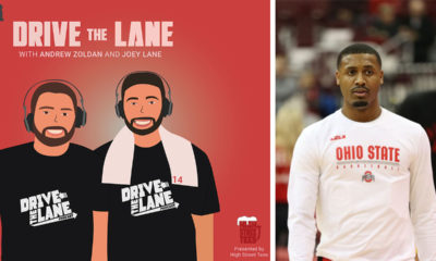 Luther Muhammad-Ohio State-Ohio State basketball-Buckeyes-Drive the Lane